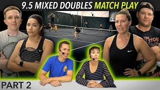 9.5 Mixed Doubles Match Play - Part 2